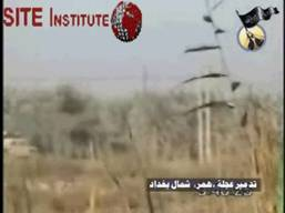 site-institute---2-20-06---mujahideen-shura-council-suicide-bombing-in-al-mosul,-video-of-bombing-humvee-in-north-baghdad