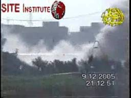 site-institute---2-6-06---ansar-al-sunnah-issues-a-video-depicting-the-bombing-of-an-iraqi-police-patrol-south-of-baghdad