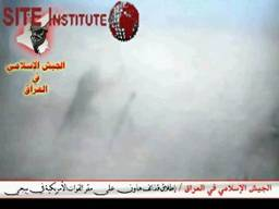 site-institute---3-1-06---the-islamic-army-in-iraq-video-of-bombing-base-in-beiji,-attacking-national-guards-in-al-madaen