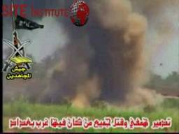 site-institute---5-30-06---ma-video-of-destroying-humvee-west-of-baghdad