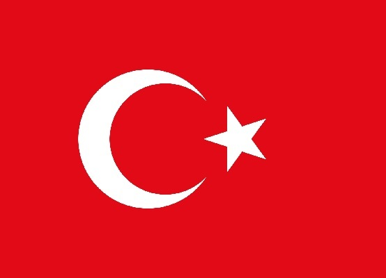 7 24 Turkey flag