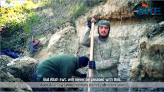Fighter in Syria Calls for Turkish Muslims to Join Jihad in Al Muhajirun Video