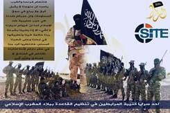 Al Murabitoon Publishes Photo of Fighters Now Part of AQIM Threatens France West