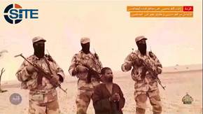 AQIMs Sahara Division Executes Spies in Video Two by Beheading2