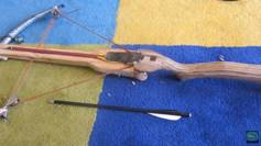 Telegram Channel Forwards Crossbow-Making Guide for Those