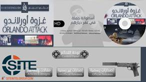 Pro IS Media Groups Distribute DVD with Propaganda on Orlando Attack