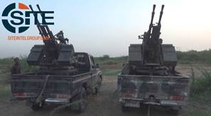 IS al Naba Speaks to Military Source in West Africa Province Regarding Bosso Operation
