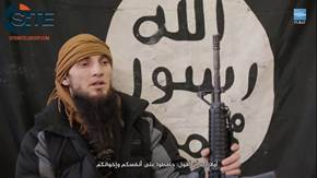 Chechen IS Suicide Bomber in Iraq Advises Countrymen Threatens Russia in Posthumous Video