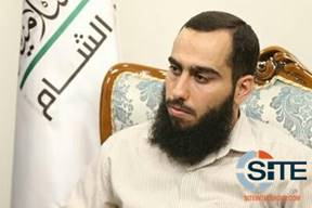 Ahrar al Shams Shura Council Appoints New General Commander