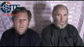 Afghan Taliban Releases Video of American and Australian Professors Kidnapped from American University in Kabul in August 2016