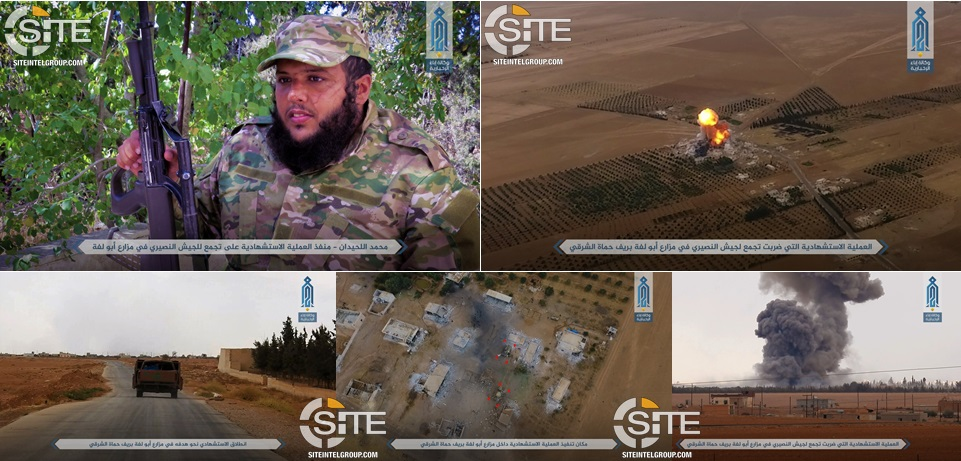 HTS News in Syria for October 31, 2017