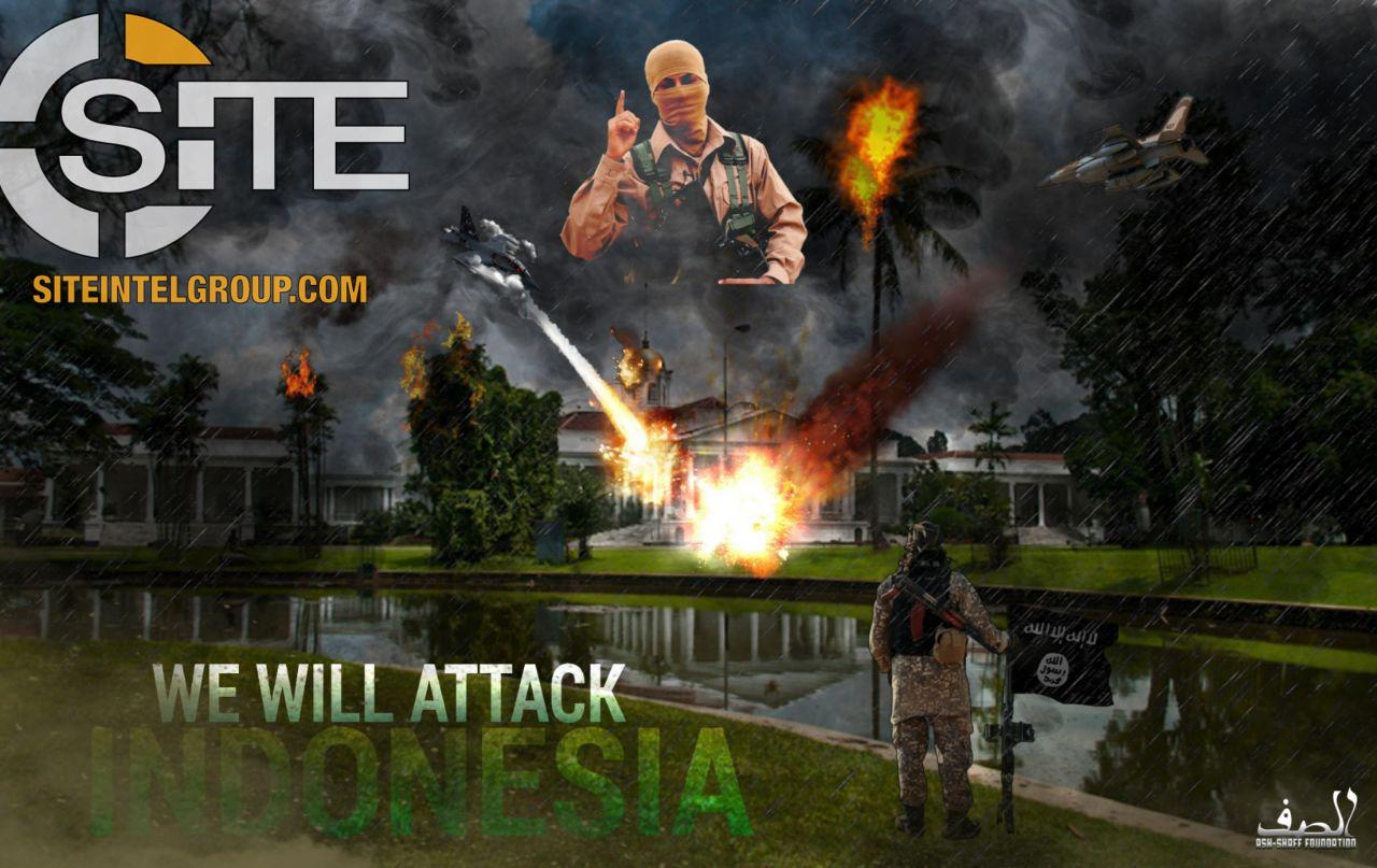 we will attack indonesia