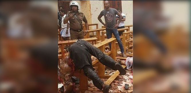 April 21 Sri Lanka bombings