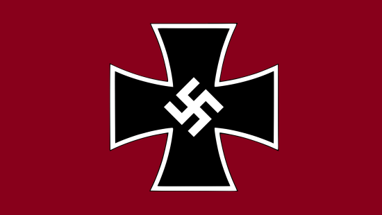 Iron Cross with Swastika