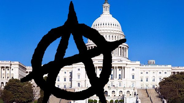 Anarchist Capitol Building
