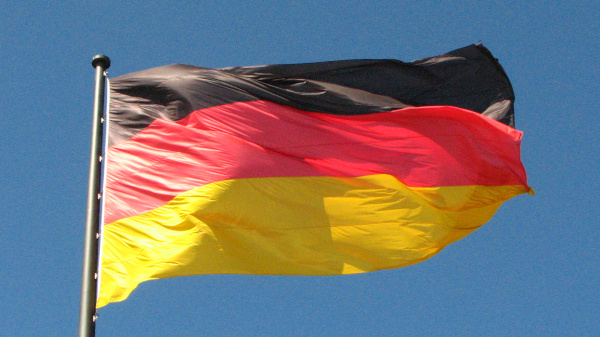 German flag 7664319274