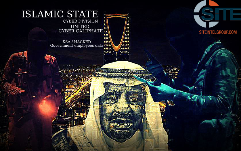 United Cyber Caliphate Claim To Release Saudi Government