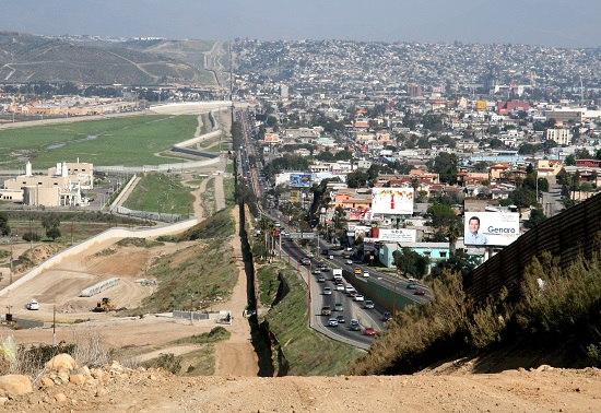 US MexicanBorder