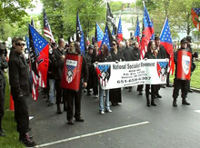 SITE-Monitoring-WST---04-24-2012--Neo-Nazi-Gives-Update-On-March-In-Kentucky