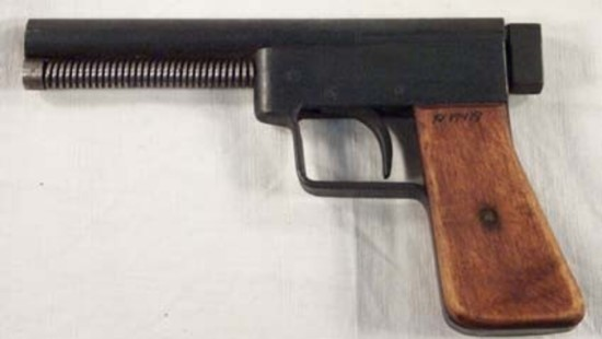 Homemade pistol Sweden 002