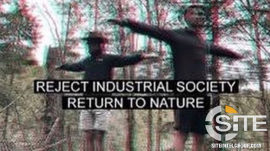 reject industrial society watermark