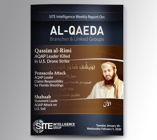 Weekly inSITE on al-Qaeda for January 30-February 5, 2020