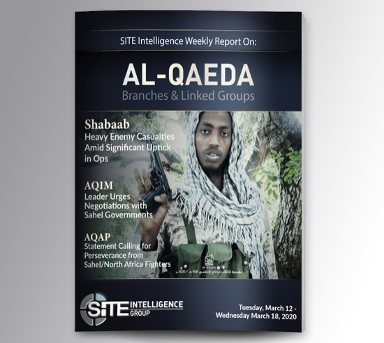 Weekly inSITE on al-Qaeda for March 12-18, 2020