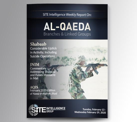 Weekly inSITE on al-Qaeda for February 13-19, 2020