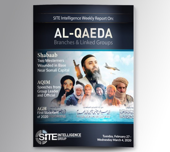 Weekly inSITE on al-Qaeda for February 27-March 4, 2020