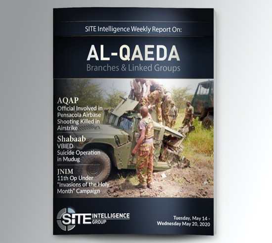 Weekly inSITE on al-Qaeda for May 14-20, 2020