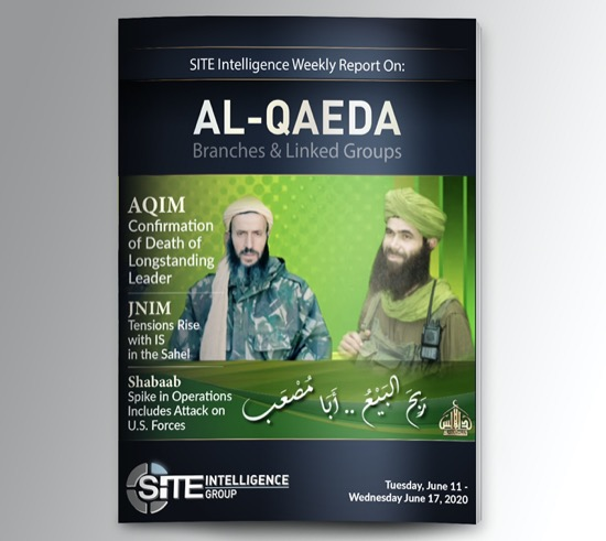 Weekly inSITE on al-Qaeda for June 11-17, 2020