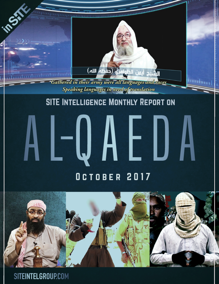 inSITE Report on Al-Qaeda, October 2017