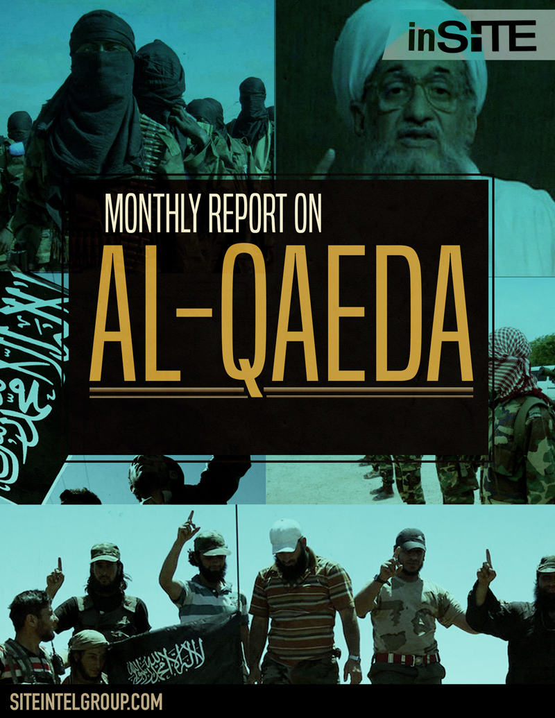 inSITE Report on Al-Qaeda, March 3 - April 11, 2017