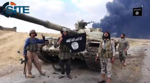 ISIS oil Iraq June19