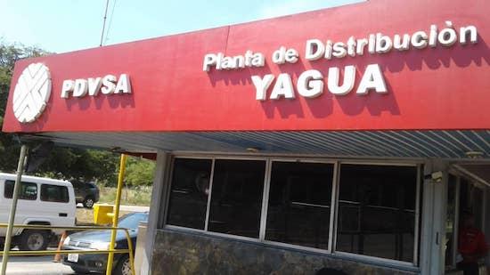 PDVSA plant