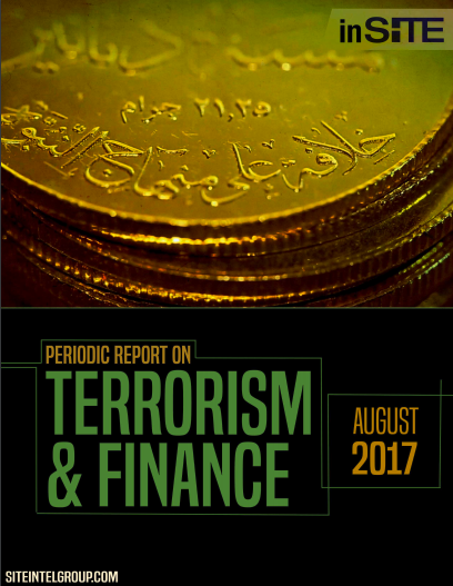 Periodic Report on Terrorism and Finance, August 2017