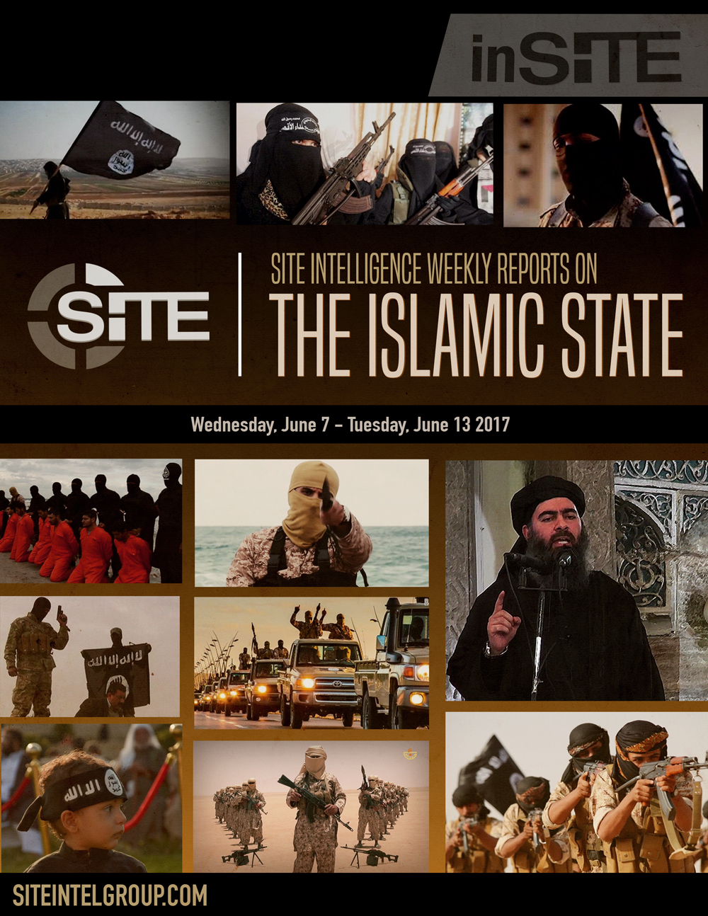 Weekly inSITE on the Islamic State, March 8 - 14, 2017