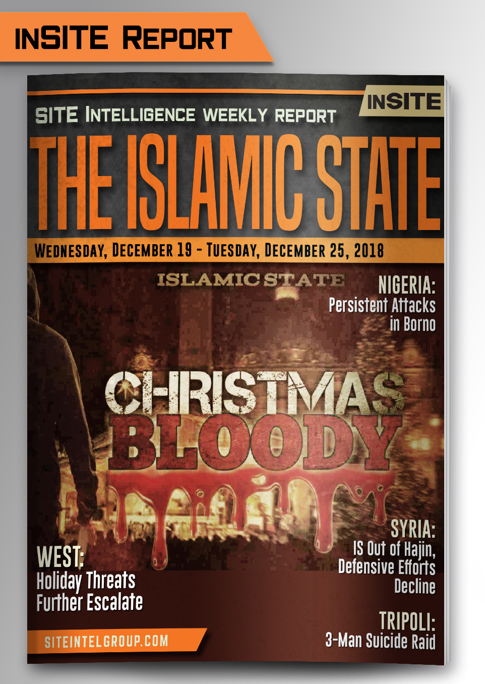Weekly inSITE on the Islamic State for December 19-25, 2018