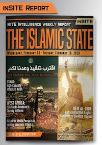 Weekly inSITE on the Islamic State for February 13-19, 2019