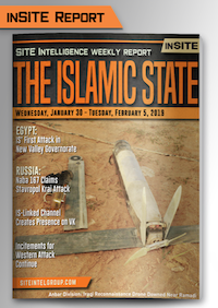 Weekly inSITE on the Islamic State for January 30-February 5, 2019