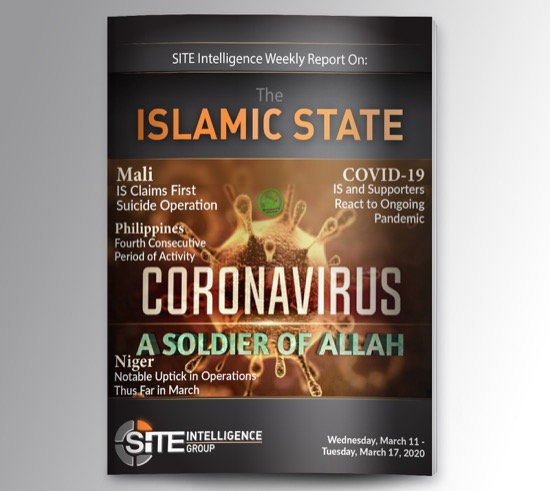 Weekly inSITE on the Islamic State for March 11-17, 2020