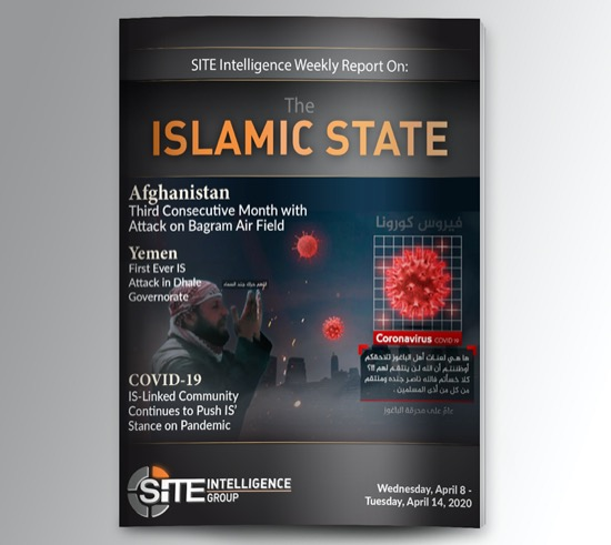 Weekly inSITE on the Islamic State for April 8-14, 2020