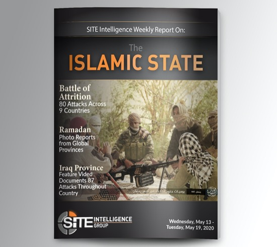Weekly inSITE on the Islamic State for May 13-19, 2020