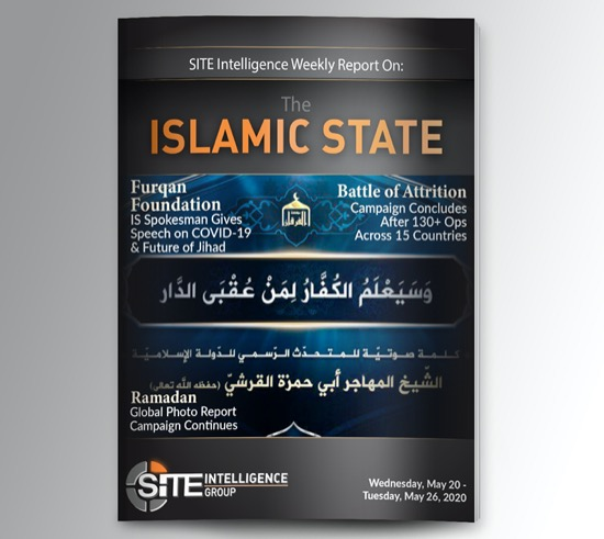 Weekly inSITE on the Islamic State for May 20-26, 2020
