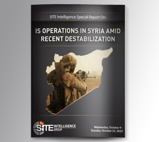 Islamic State Operations in Syria Amid Recent Destabilization