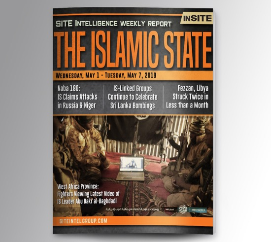 Weekly inSITE on the Islamic State for May 1-7, 2019
