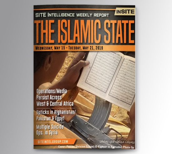 Weekly inSITE on the Islamic State for May 15-21, 2019