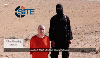 Islamic State Beheads Alan Henning in Video (Public and Edited)