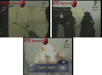 al-Qaeda in Iraq Releases Video of Suicide Bombers Preparations and Statement Regarding Today's Ten Suicide Bombers in Iraq