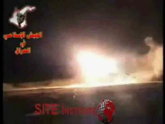 Islamic Army of Iraq Launches 7 Rockets at Coalition Forces and the Iraqi National Assembly with Video  Over the weekend